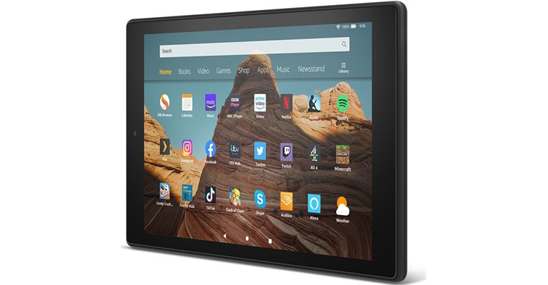 Amazon Tablet 10″