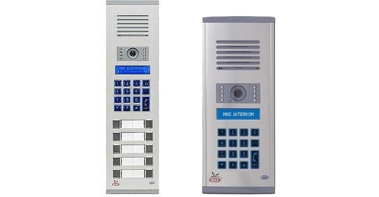DP02HMN Video Digital Panels with Keypad