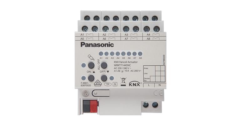 KNX Fancoil Actuator