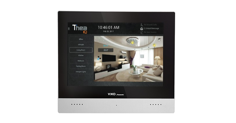 Thea IQ Touch Panel