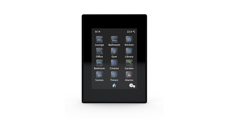 Zennio Touch panel Z41 Lite